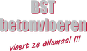 BST Betonvloeren